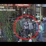 Roba estéreo detenido en la estación de trenes de Tigre