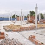 Avanza la obra del Centro de Cuidado Infantil de Villa Hidalgo