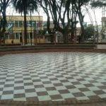 El fin de semana se baila en la plaza de Martínez