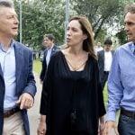 Macri, Vidal y Katopodis recorrieron el Parque Escuela José León Suárez