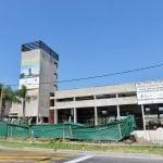 Continúa la obra del nuevo cuartel de Bomberos de San Fernando