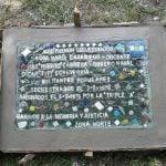 Homenajearon a tres trabajadores de Tigre con una baldosa por la memoria