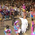 Los Carnavales del Río abrieron su primera noche en Tigre