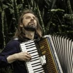 El Chango Spasiuk cierra el fin de semana con un show gratis en San Martín