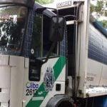 Cometían entraderas en complicidad con los recolectores de basura en San Isidro