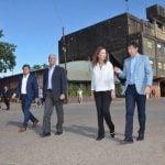 Anunciaron la realización de un parque público en el Puerto de San Isidro