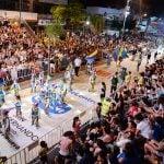 San Fernando vivió su segunda noche a puro carnaval
