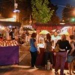 Nueva feria de emprendedores locales en Martínez