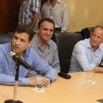Katopodis mostró su apoyo a la movilización de la CGT