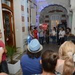 """Se presentó la muestra """"Los Venidos"""" en la Casa de las Culturas"""