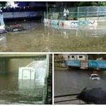 Temporales vuelven a inundar la zona norte