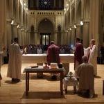 Se celebró una misa por el aniversario de la asunción del Papa Francisco