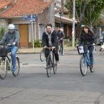 Una ONG de San Isidro promueve la bicicleta como modo de transporte urbano