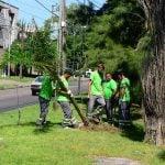 Continúan los trabajos previos al ensanche y renovación de la calle Uruguay