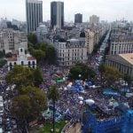 """""""La marcha superó nuestras expectativas"""""""
