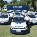 """Katopodis: """"Invertimos para mejorar la seguridad en nuestras calles"""""""