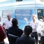 Anses y Pami lanzaron sus operativos en Tigre