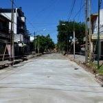 Finalizan obras asfálticas a lo largo de 10 cuadras de la calle Paraná