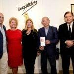 """Se presentó la obra """"Japón en San Isidro"""" en el Museo Lucy Matos"""