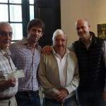 Se entregaron subsidios a los Centros de Jubilados de San Fernando