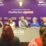 """Katopodis sobre el Día de la Mujer: """"Tenemos que alcanzar una sociedad más igualitaria"""""""