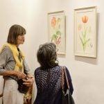 """Se inauguró una muestra de """"Arte Botánico"""" en la Quinta El Ombú"""