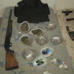 Detuvieron a cinco personas que integraban una banda narco en San Martín