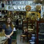 Una Tienda de Antigüedades que atesora la identidad del barrio
