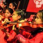 Lanzan una nueva convocatoria del Programa de Orquestas Infanto Juveniles