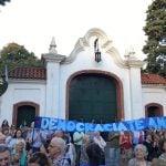 #1A en Zona Norte: vecinos se movilizaron en apoyo al Gobierno