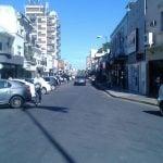 La imagen del paro en ZN: poca gente en la calle y negocios abiertos