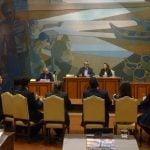 Zamora inició el período de sesiones ordinarias en Tigre