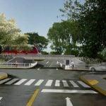 Comenzó la construcción del túnel de La Calandria en Villa Adelina