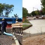 Continúan las obras en las localidades de Beccar, Martínez y Acassuso