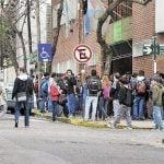 Denuncian que la Patrulla Comunal de Vicente López filmó a alumnos del Paula en una marcha