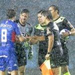 Esta tarde continuará el partido entre Tigre y Racing