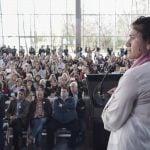 """Ortíz en Vicente López: """"Cada muerte materna es un marcador de inequidad"""""""