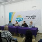 En Vicente López, se firmó un compromiso con la agenda social