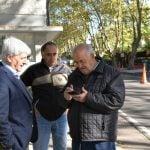 Siguen las críticas de Andreotti a Vidal: ahora por el mantenimiento de Av. Libertador