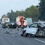 Sábado trágico en Panamericana: 3 muertos en distintos accidentes