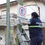 Quejas por el estacionamiento restringido en San Isidro